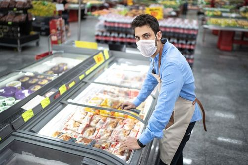 Is Your Supermarket a COVID-19 Hotspot?