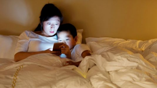 My Children Are Older Now, But I Still Lay Down With Them At Night