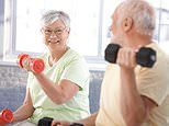 We're not slowing down yet! Elders are exercising MORE - with the biggest increases seen in over 75s