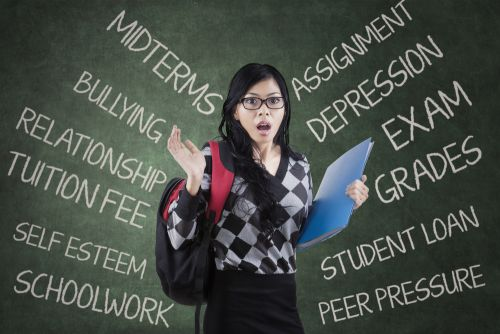 What Causes Student Stress And How To Avoid It In College