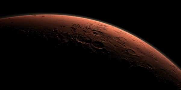 "Life on the Red Planet: Meteorite from Mars shows evidence of ""fossilized bacteria"""