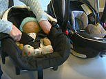 'I'm scared for the lives of children': Hospital warns of FAKE car seats