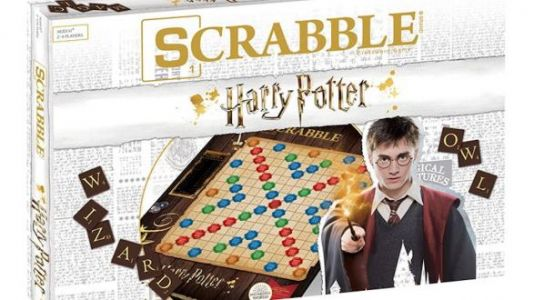 Harry Potter Scrabble Is Coming, So Brush Up On Your Magical Vocab