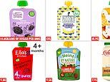 Paediatricians call for sugar limits on baby food