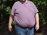 Overweight people develop fat in their LUNGS and it can make it harder for them to breathe