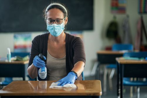 We Should Close Schools Until All Teachers And Staff Are Vaccinated