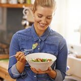 I Lost 15 Pounds, and This Is the 450-Calorie Salad I Eat For Lunch Most Days