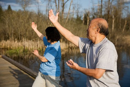 Investigating the effects of tai chi chuan exercises on patients with total knee arthroplasty