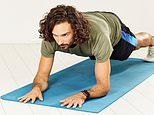 How to do a full workout in just 24 minutes: JOE WICKS sets out an eight-exercise session