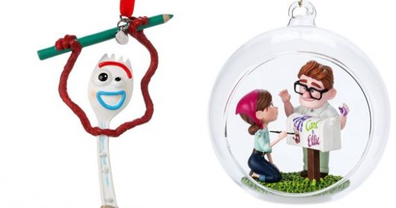 OMG, Disney Just Dropped A 'Christmas In July' Ornament Collection