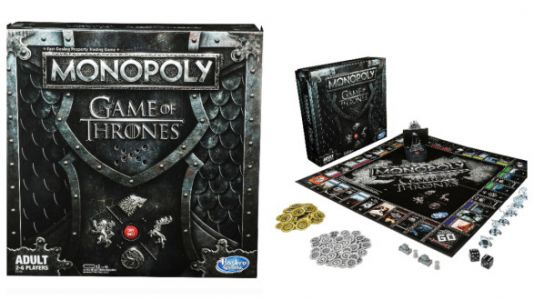 'Game Of Thrones' Monopoly And Other Game Night Fun For Grown-Ups