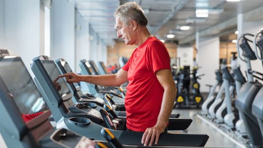 A Push for an Exercise Component in Stroke Rehab