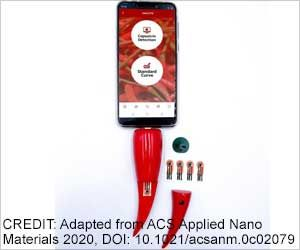 Novel Chili-shaped Device may Reveal Just How Hot That Pepper is