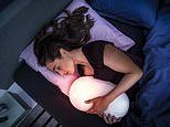The robot that cuddles you to sleep: Kidney-shaped Somnox costs £549 and can 'banish insomnia'