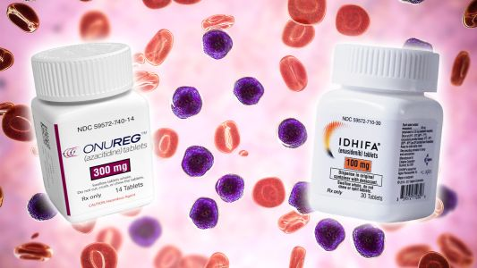 IDH2 Inhibitor Combo Boosts Response Rates in Newly Diagnosed AML