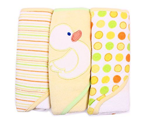 These Baby Bath Towels Will Keep Your LO Warm, Dry, And Looking Extra Cute