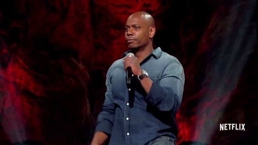Netflix suspends, reinstates three workers who busted into a financial meeting because they're upset at Dave Chappelle's 'transphobia'; walkout now planned