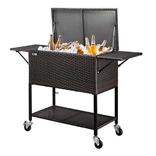 The Best Outdoor Coolers & Carts To Keep Your Rosé Extra Chilled This Summer