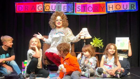 Chick-fil-A donated money to Covenant House, an LGBTQ pride organization that hosts Drag Queen Story Hour for young children