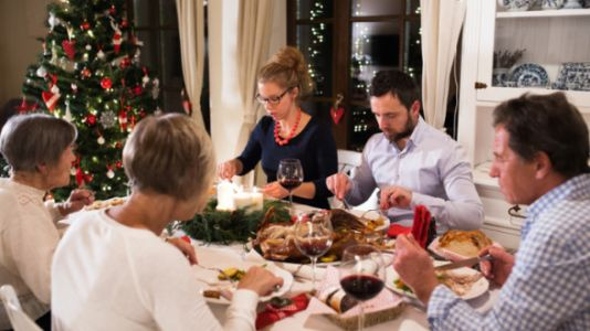 Why I Dread Thanksgiving Get-Togethers