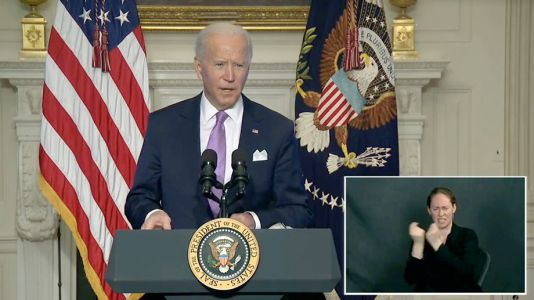Biden Announces Increase in COVID-19 Vax Distribution