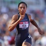 """How Allyson Felix Prepped For Tokyo After Postponement: """"I Can Still Accomplish These Goals That I Have"""""""
