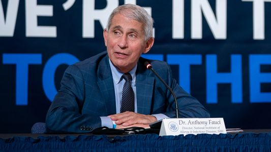 NIAID Director Fauci experiences side effects of second Wuhan coronavirus vaccine dose