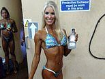Bodybuilder, 38, told she has terminal cancer by private doctors just months after getting all-clear