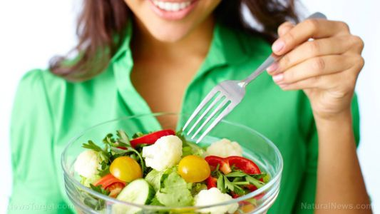 Healthy eaters PROVEN by science to be 40% less likely to need hospitalization if infected with Covid virus, and 10% less likely to catch it in the first place