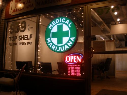 More older patients say they're willing to try medical marijuana if their doctor recommends it