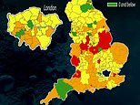 Covid-19 outbreaks are growing quickest in Hull, Bath and Derby