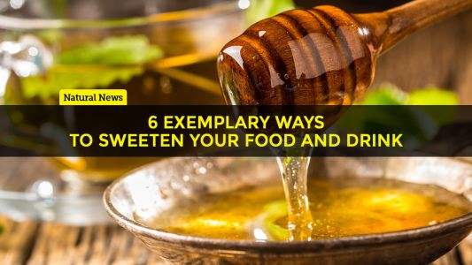 Six health-conscious ways to sweeten your food and drink