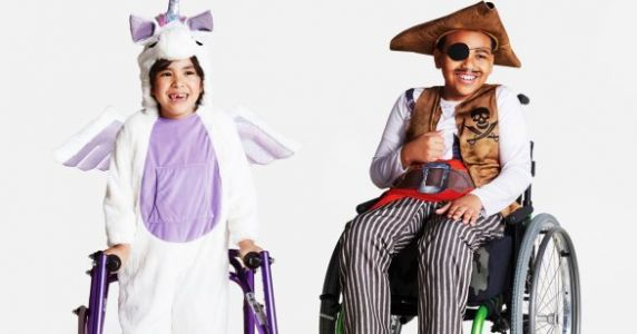 Target Is Selling Adaptive Halloween Costumes For Kids With Disabilities