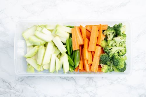 "A Veggie ""Meal Prep"" Plan: how to stock your kitchen to eat more veggies"