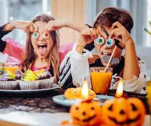 Halloween Candy Poses Minimum, but Not Zero, COVID-19 Spread Risk