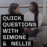 Simone Biles Did a Rapid-Fire Q&A With Her Mom, and My Heart Can't Handle It
