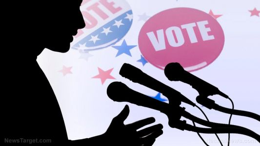 Dems using coronavirus pandemic to launch MASSIVE effort to steal all future elections - we need national voter ID NOW