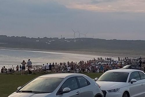 Doctors dub mass beach gathering a 'kick in the teeth' to those who obey rules