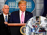 Donald Trump makes Mike Pence his coronavirus czar and will spend 'whatever it takes'