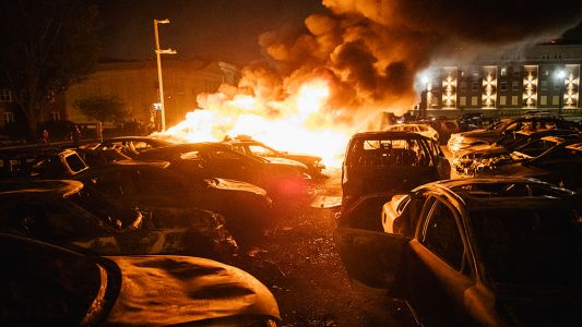 Damage from riots across the US may cost insurance companies more than $1 billion