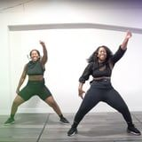 This 20-Minute Hot Girl Halloween Dance Workout Is SCARY Good For Your Core and Legs