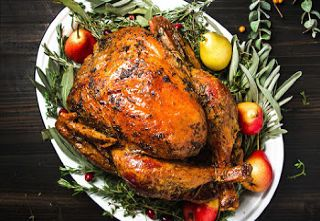 A Thanksgiving Menu For Everyone At the Table