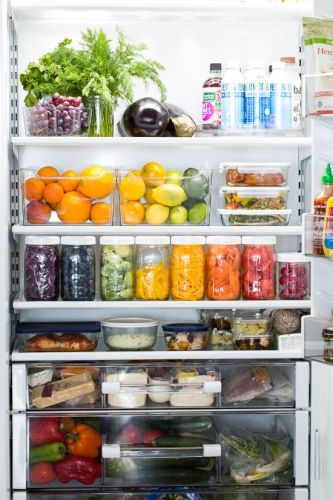 5 Tips For Organizing Your Refrigerator