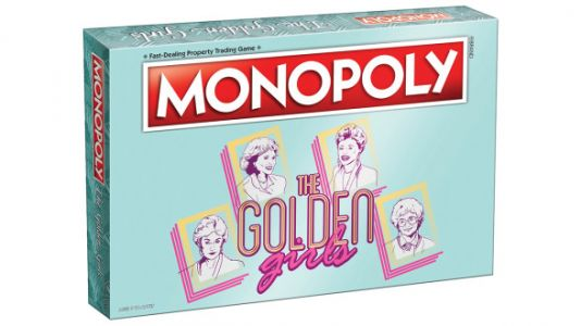 Thank Your BFF For Being A Friend With This 'Golden Girls' Monopoly Game