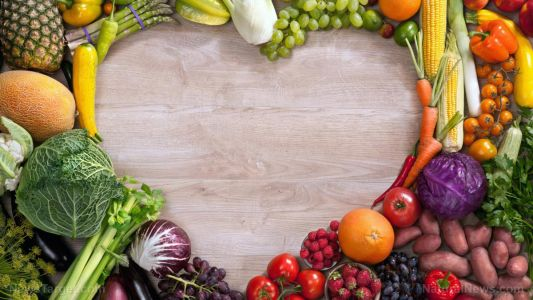 Eat better for your heart's sake: Consuming more fruits and vegetables reduces risk of death from heart attack, stroke say researchers