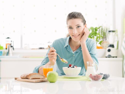 Eat a healthy breakfast every day to reduce your risk of Type 2 diabetes, advise researchers