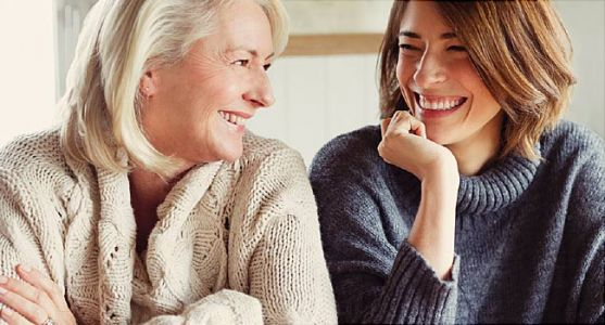 Mom Plays Role in Your Age at Menopause, Longevity