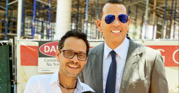 JLo's Father's Day Shoutouts To ARod And Marc Anthony Are Coparenting Goals