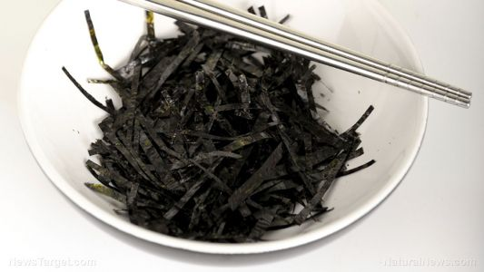 Edible seaweeds hold great potential for preventing diabetes and lowering blood pressure
