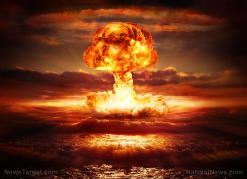 Chinese professor shockingly declares Beijing has 3 ways it could nuke the entire world